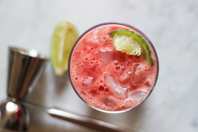 A Feteful Life: Serrano Watermelon Limeade